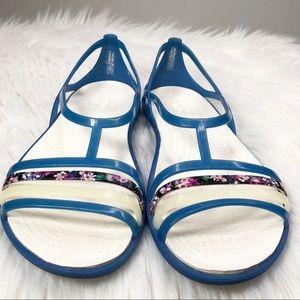 Crocs Isabella Open Toe Sandal Women's Size 6